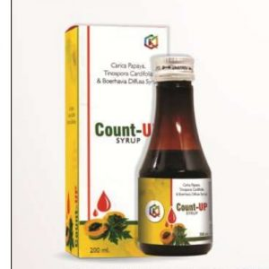 Count-Up Syrup